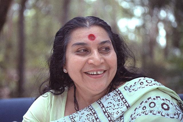 Shri Mataji a Metamodern Korszak szerzője