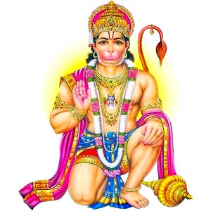Shri Hanuman a majom éve