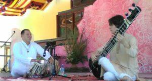 meditációs szitár koncert
